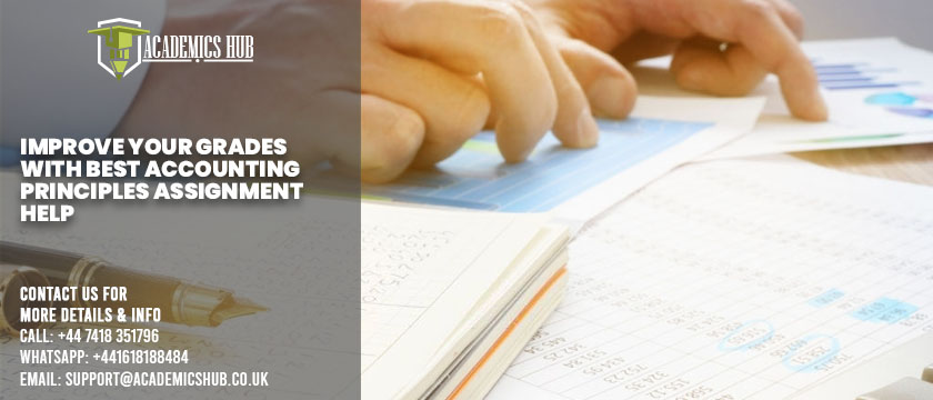 Improve Your Grades with Best Accounting Principles Assignment Help - Academics Hub