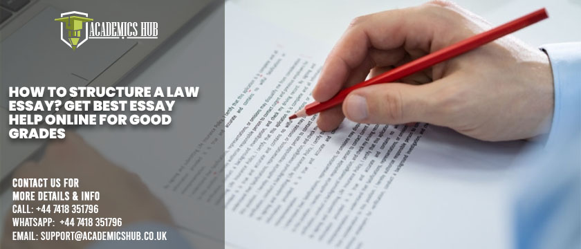 How to Structure a Law Essay - Get Best Essay Help Online for Good Grades - Academics Hub