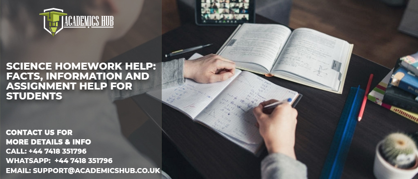 Science Homework Help Facts, Information and Assignment Help for Students - Academics Hub