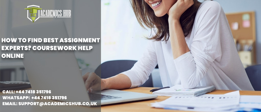 How to Find Best Assignment Experts - Coursework Help Online - Academics Hub