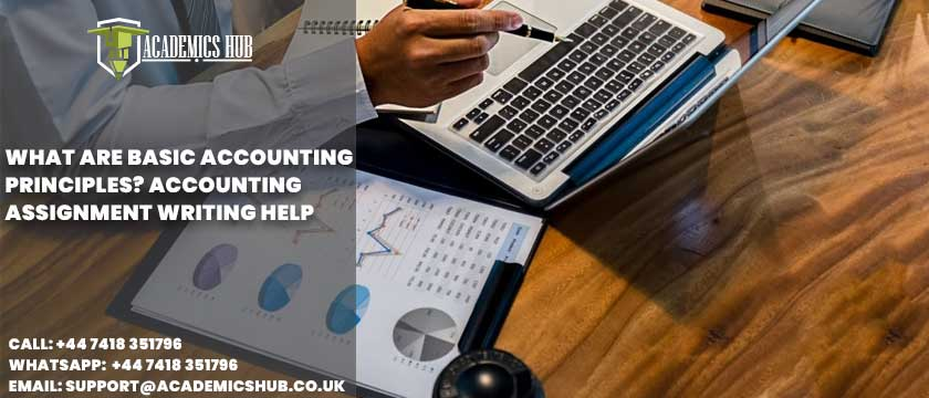 Academics Hub: What Are Basic Accounting Principles? Accounting Assignment Writing Help